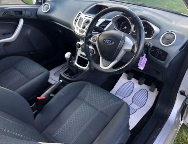 2010 Ford Focus 1.25 Zetec image 7