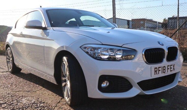 2018 BMW 1 Series 1.5 118i Sport Sports Hatch 3dr image 2