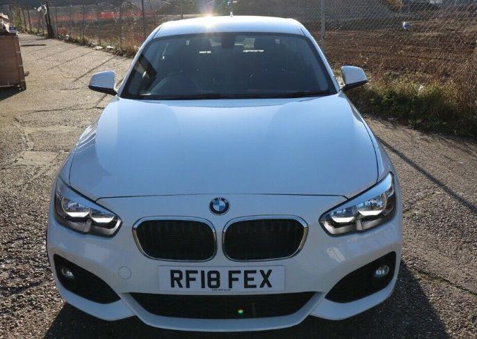 2018 BMW 1 Series 1.5 118i Sport Sports Hatch 3dr image 3