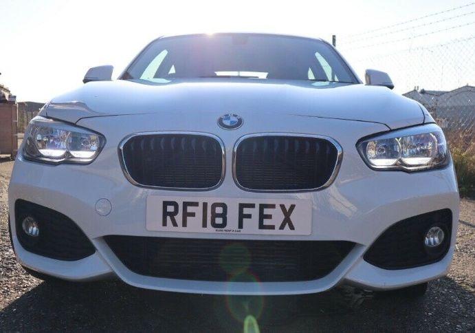 2018 BMW 1 Series 1.5 118i Sport Sports Hatch 3dr image 5