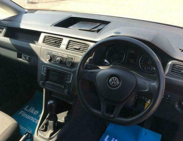 2016 Volkswagen Caddy Maxi 2.0 C20 Tdi image 6