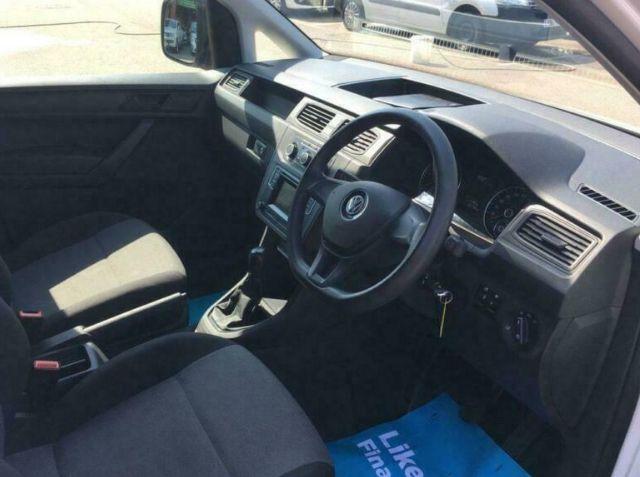 2016 Volkswagen Caddy Maxi 2.0 C20 Tdi image 9