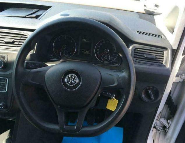 2016 Volkswagen Caddy Maxi 2.0 C20 Tdi image 11