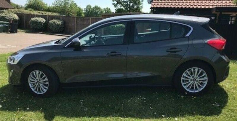 2019 Ford Focus 1.5 EcoBlue Titanium image 4