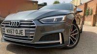 2017 Audi S5 3.0 TFSI V6 Quattro