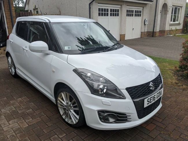 2016 Suzuki Swift Sport 1.6