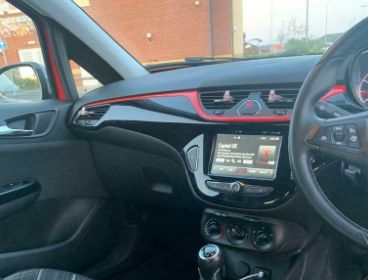 2016 Vauxhall Corsa Limited Edition 1.4 image 8