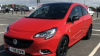 2016 Vauxhall Corsa Limited Edition 1.4