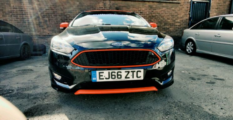 2016 Ford Focus 2.0 TDCi 200hp image 3