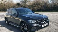 2018 Mercedes Benz GLC - 2018 Fully Loaded Model