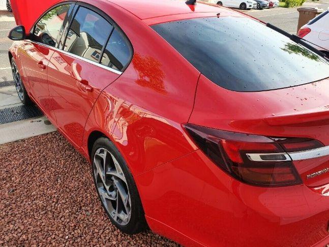2016 Vauxhall Insignia SRi VX Line Nav TDi image 3
