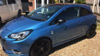 2016 Vauxhall Corsa Limited Edition
