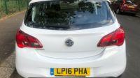 2016 Vauxhall Corsa 1.4i eco FLEX SRi 5dr image 3