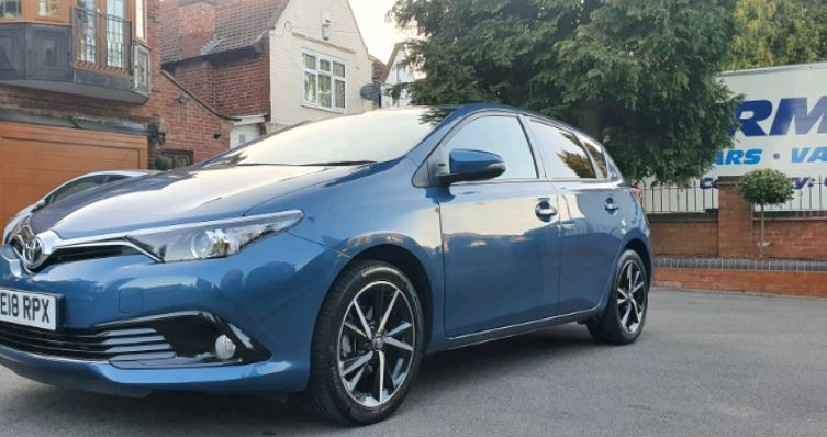2018 Toyota Auris Design 1.2 Turbo image 4