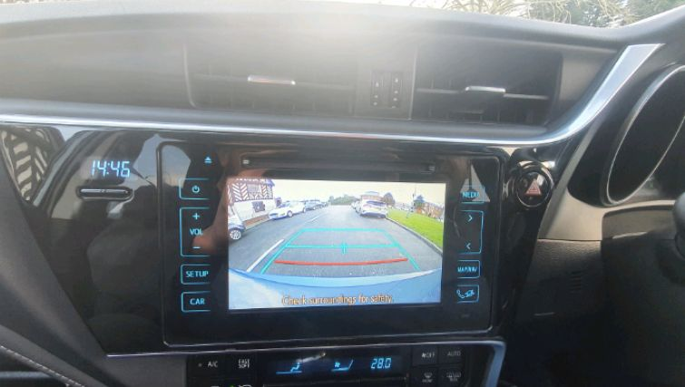 2018 Toyota Auris Design 1.2 Turbo image 7