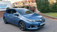 2018 Toyota Auris Design 1.2 Turbo