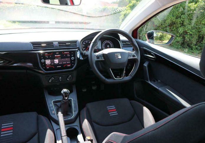 2017 Seat Ibiza FR 1.0 5dr image 8