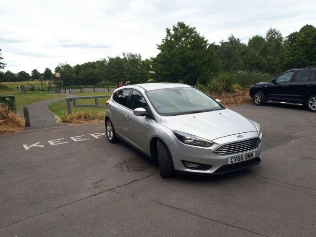 2016 Ford Focus Zetec 1.5 Diesel image 1