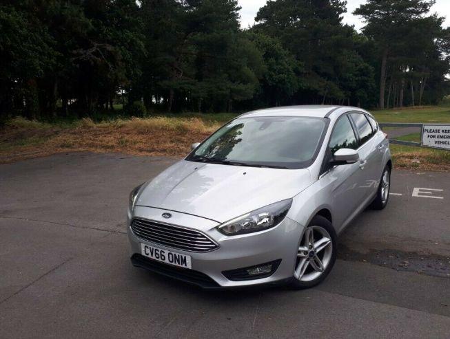 2016 Ford Focus Zetec 1.5 Diesel image 3