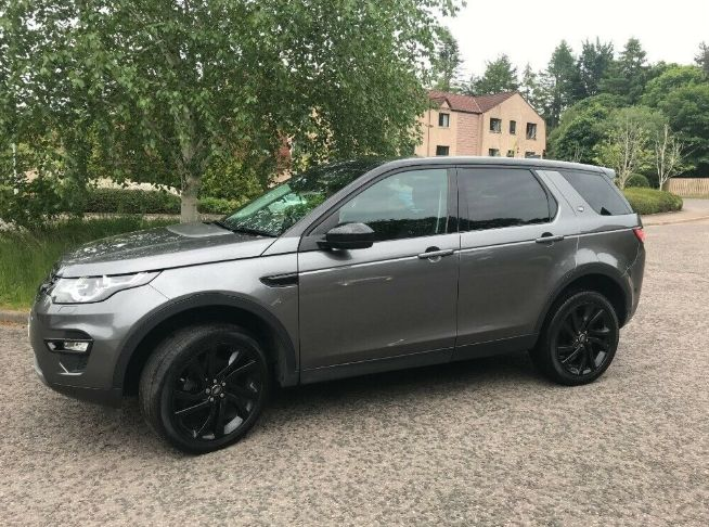 Land Rover Discovery Sport 2.0 TD4 image 1