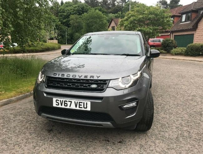 Land Rover Discovery Sport 2.0 TD4 image 2