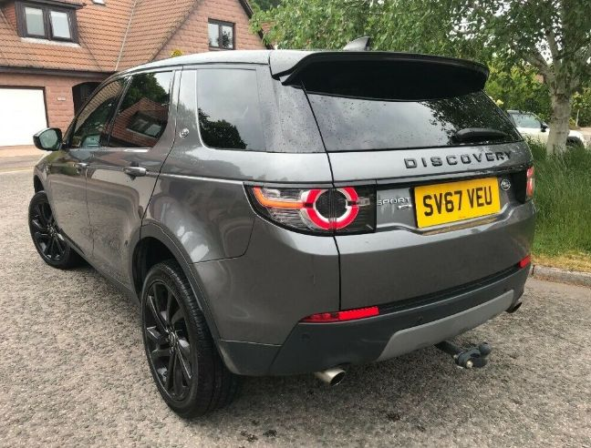 Land Rover Discovery Sport 2.0 TD4 image 3