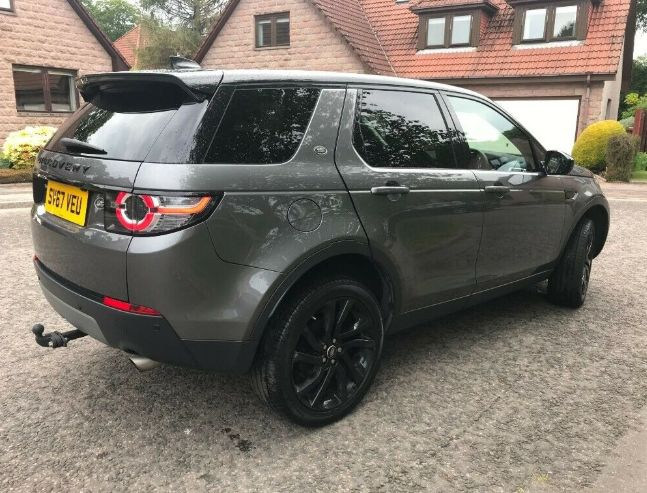Land Rover Discovery Sport 2.0 TD4 image 4
