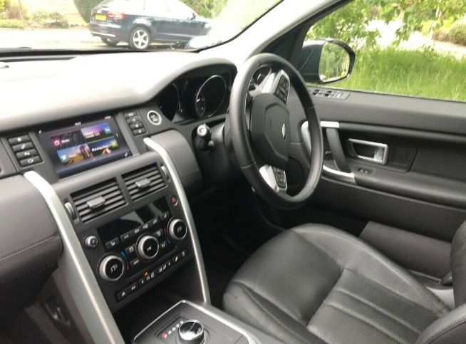 Land Rover Discovery Sport 2.0 TD4 image 8