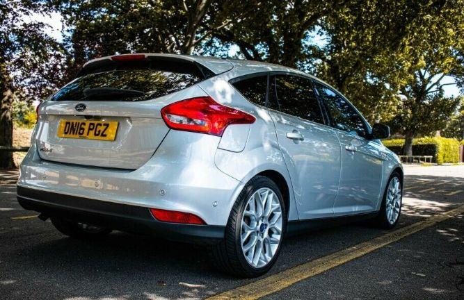 2016 Ford Focus 1.5 TDCI Titanium image 3