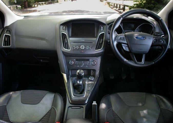 2016 Ford Focus 1.5 TDCI Titanium image 6