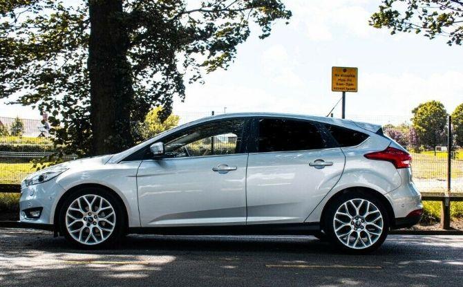 2016 Ford Focus 1.5 TDCI Titanium image 8