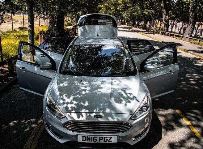 2016 Ford Focus 1.5 TDCI Titanium image 10