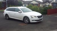 2016 Skoda Superb 2.0 5dr image 2