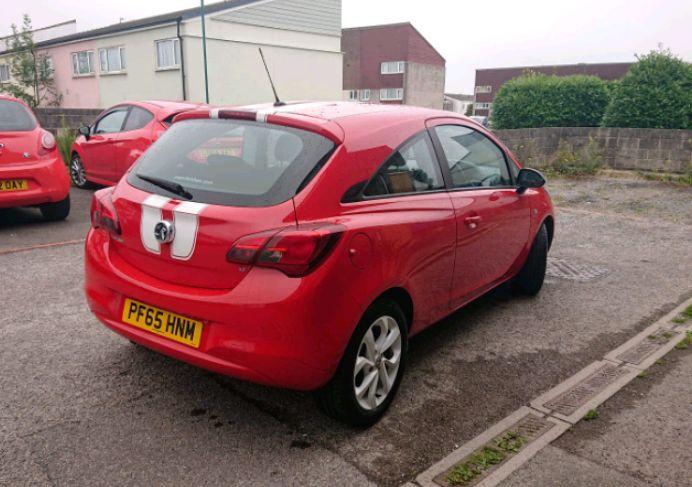 2016 Vauxhall Corsa 1.2 3dr image 3