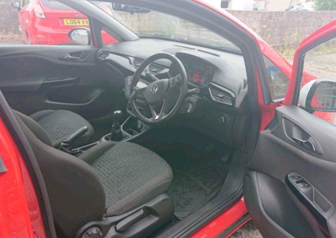 2016 Vauxhall Corsa 1.2 3dr image 4