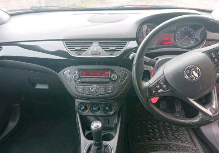 2016 Vauxhall Corsa 1.2 3dr image 8