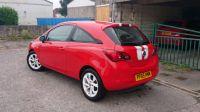 2016 Vauxhall Corsa 1.2 3dr image 2