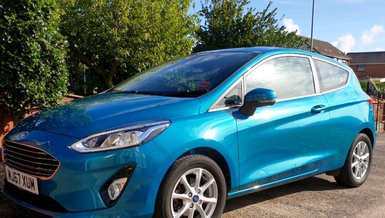 2017 Ford Fiesta Zetec Ecoboost image 1