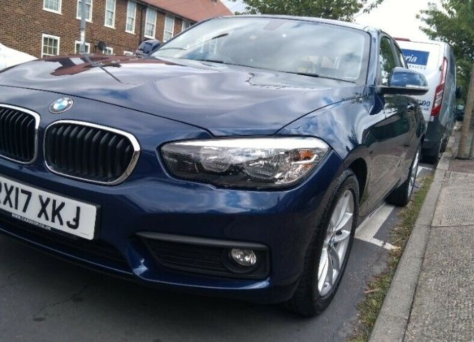 2017 BMW 1 Series 1.5 116D Ed Plus image 1
