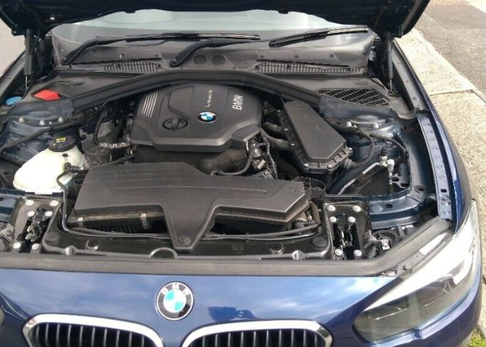 2017 BMW 1 Series 1.5 116D Ed Plus image 9