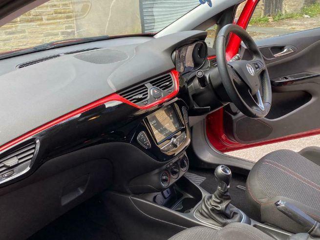 2019 Vauxhall Corsa 1.4 Ecotec Griffin image 9