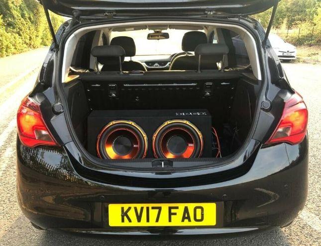 2017 Vauxhall Corsa 1.4 5dr image 11