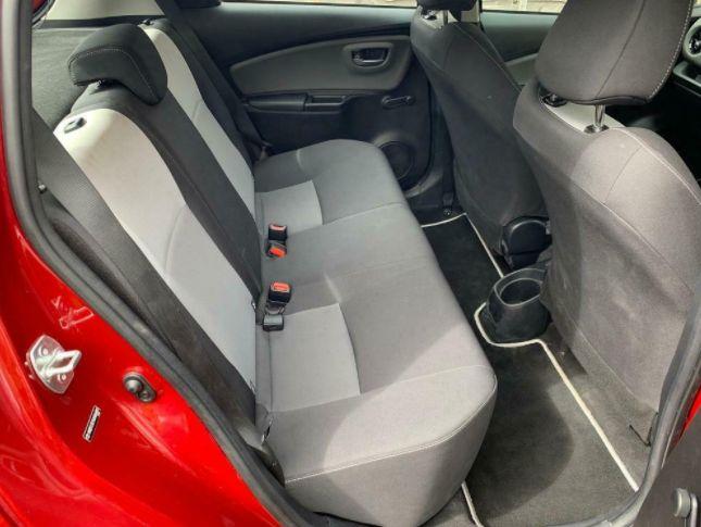 2018 Toyota Yaris Icon V VT-I 1.4 image 5