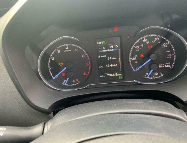 2018 Toyota Yaris Icon V VT-I 1.4 image 8