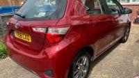 2018 Toyota Yaris Icon V VT-I 1.4 image 2