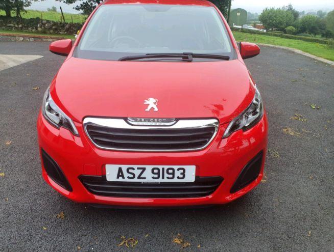 2017 Peugeot 108 1.0 litre Active image 5