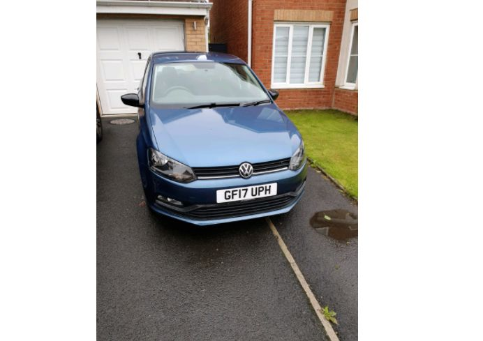 2017 Volkswagen Polo S 1.0 5dr