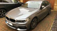 2018 BMW 5 Series G30 530d MSport