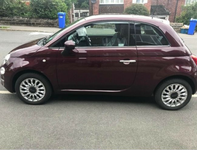 2016 Fiat 500 3dr image 1