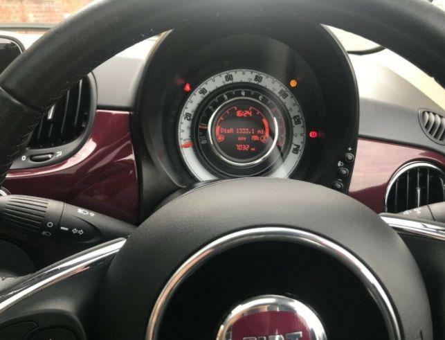 2016 Fiat 500 3dr image 7